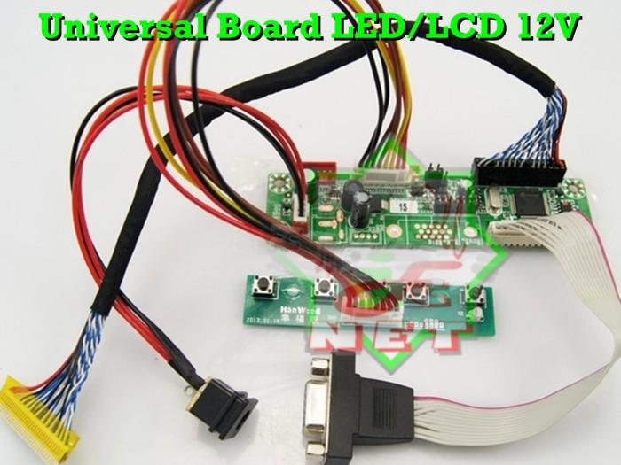 Jual UNIVERSAL BOARD LCD/LED Monitor 12V - Jakarta Utara - Iftitah |  Tokopedia