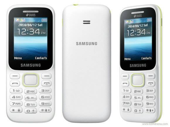 harga Samsung b310e dual sim garansi resmi Tokopedia.com