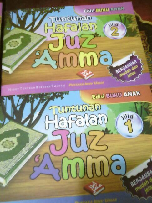 harga Juz amma for kids Tokopedia.com