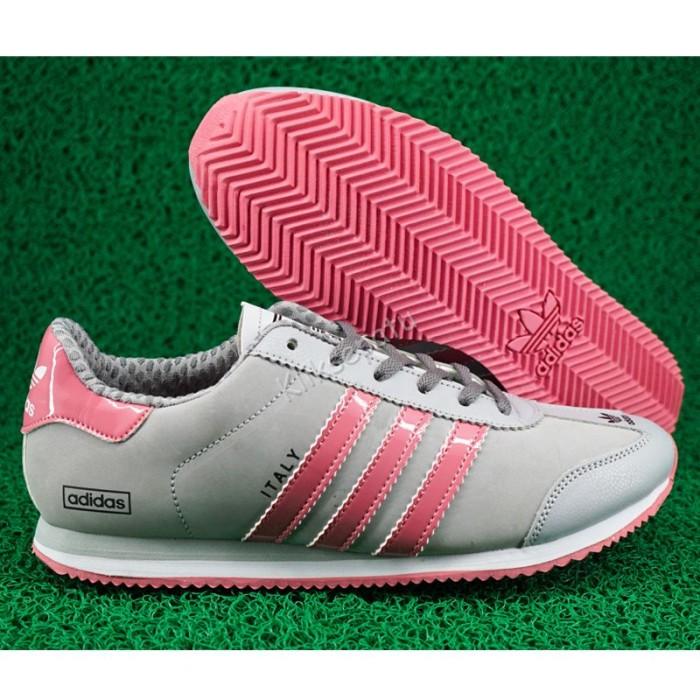 Jual sepatu casual  sepatu adidas   sepatu adidas italy Abu2 lis ... bcf755f1c0