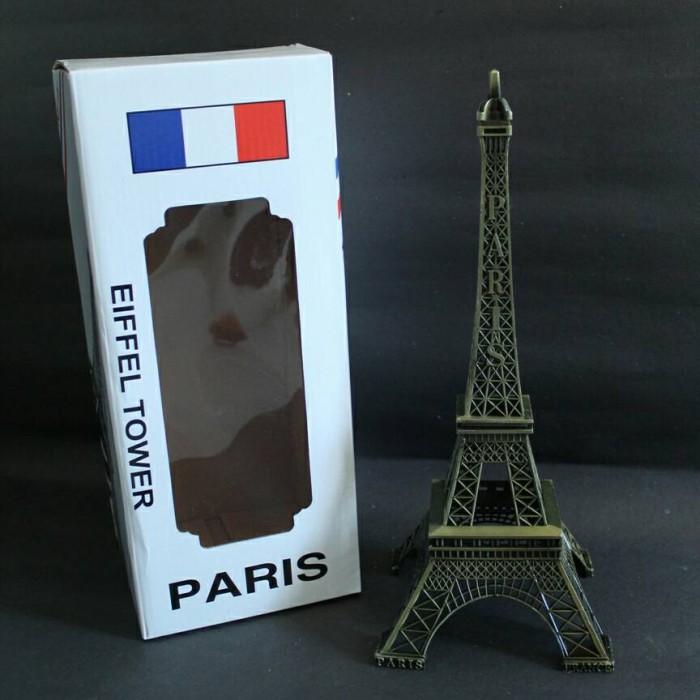 harga Miniatur menara eiffel pajangan meja Tokopedia.com
