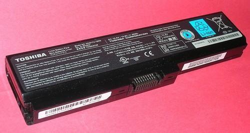 harga Baterai toshiba l700 l735 l740 l745  l600 l645 c600 (pa 3817u) Tokopedia.com