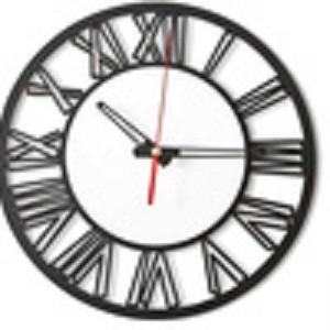 Jual NEW ROMAWI CLOCK BY SEIKO JAM DINDING UNIK - kFGJ9 CORP  eb24887178