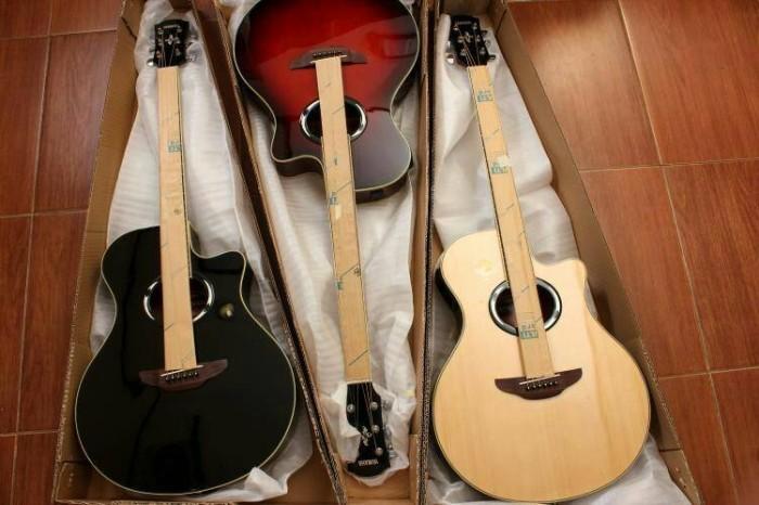 harga Gitar yamaha akustik elektrik apx 500ii Tokopedia.com