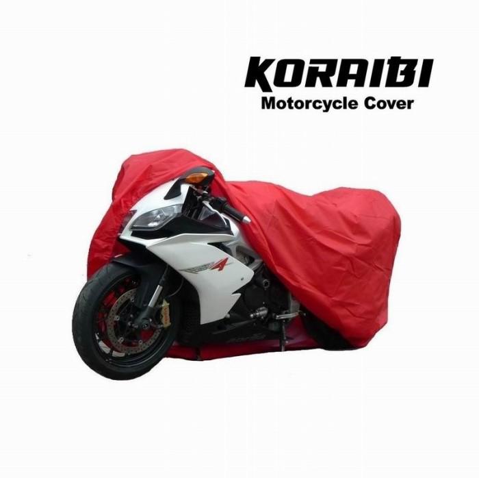 harga Koraibi cover motor k3 motor sport full fairing - merah Tokopedia.com