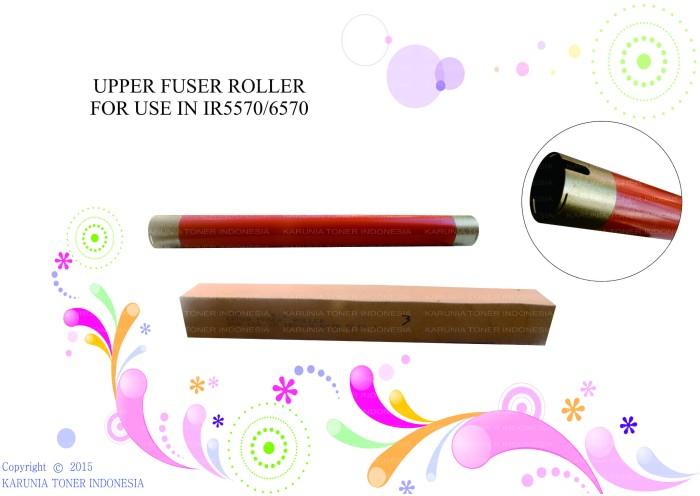 harga Upper fuser roller for use in ir5570/6570 Tokopedia.com