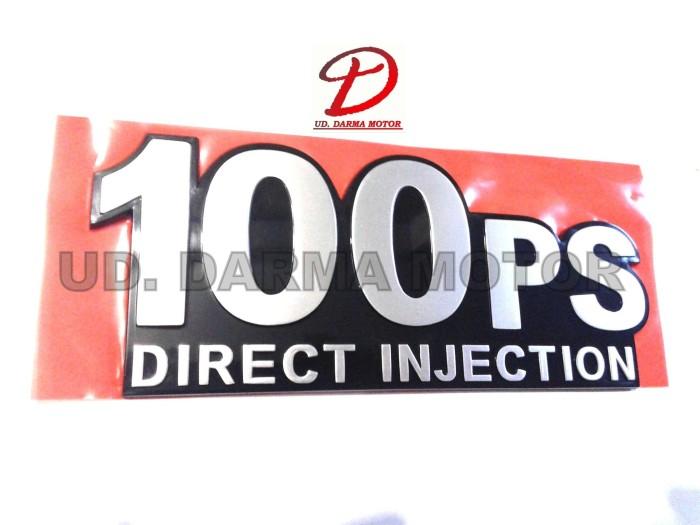 harga Emblem ps100 colt diesel mitsubishi (mark logo ps100) Tokopedia.com
