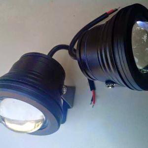harga Murah lampu tembak sorot led luxeon 10 watt casing black / silver Tokopedia.com