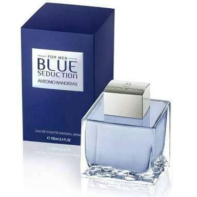Jual Original Parfum Antonio Banderas Blue Seduction Men Dki