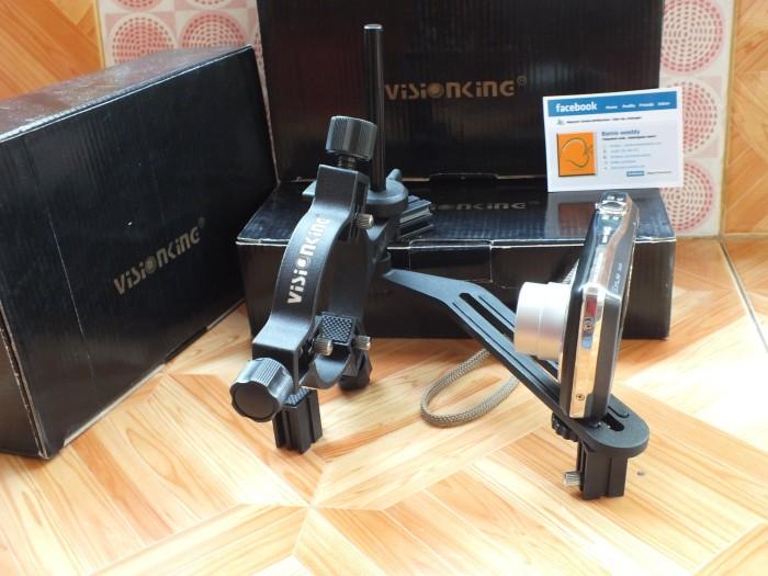 Jual visionking dudukan kamera untuk telescope senapan bamis