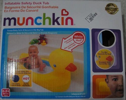 harga Bak mandi karet munchkin duck Tokopedia.com