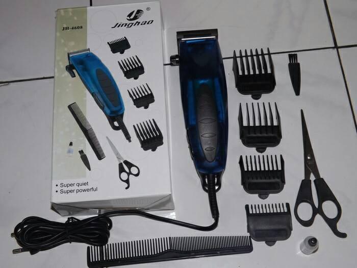 Jual alat cukur rambut jinghao cek harga di PriceArea.com 86b521cf3c