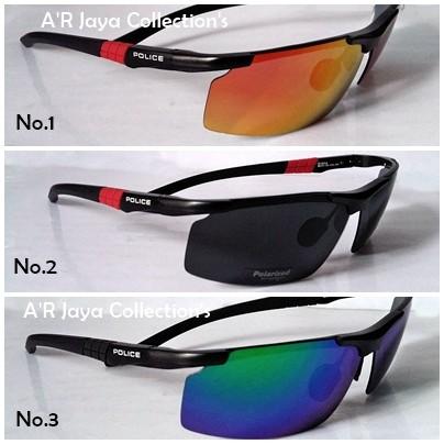 Jual Sunglasses   Kacamata Outdoor POLICE Sporty Polarized lens ... 00ff4d6d29