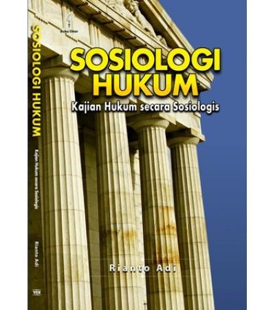 harga Sosiologi hukum: kajian hukum secara sosiologis Tokopedia.com