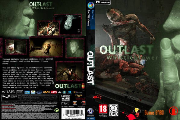 Outlast Whistleblower PC Repack Download Free