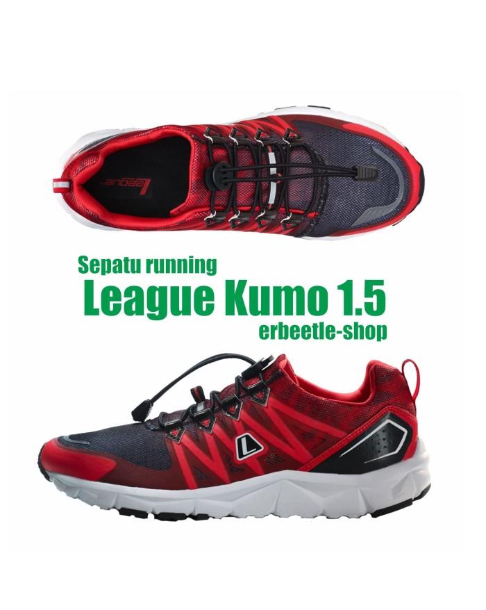 Jual sepatu running League KUMO 1.5 - Basket Shop Erbeetle  0fa7d41f28