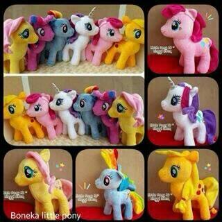 Jual boneka kuda poni my little poni cek harga di PriceArea.com 99d8cc42bf