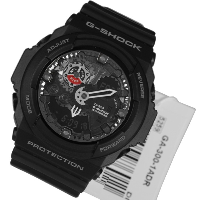 hot sale online ad998 961a9 Jam Tangan Casio G-Shock GA 300-1A Original ( Gshock , G Shock )