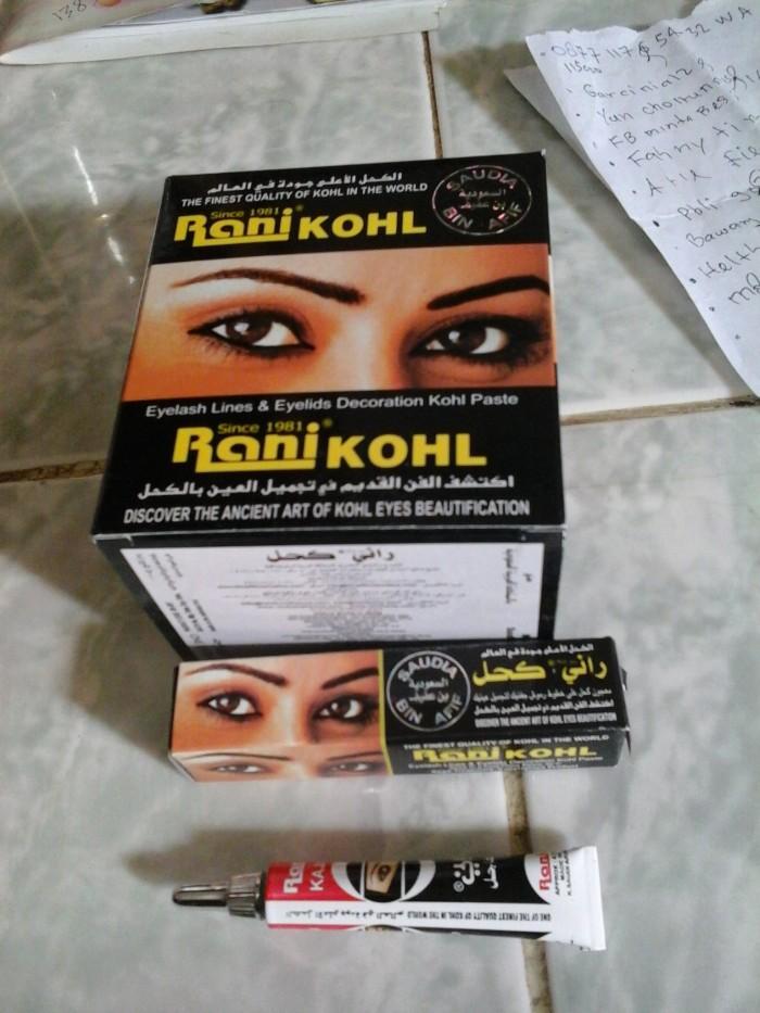 Jual Rani Kajal Eyeliner Sipat Mata Henna Golecha Tokopedia