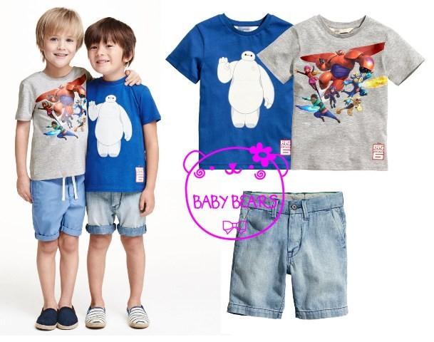 harga Big hero jeans set 3 in 1 Tokopedia.com