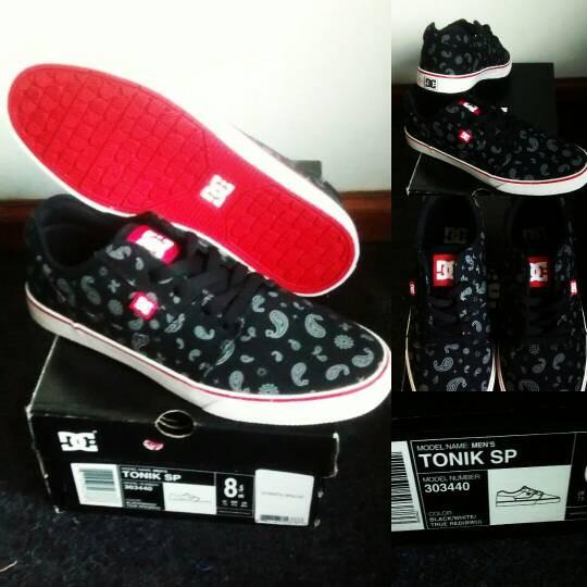 Jual Sepatu DC Tonik SP BWU - Wahyu Mahendra Shop  96875b9230
