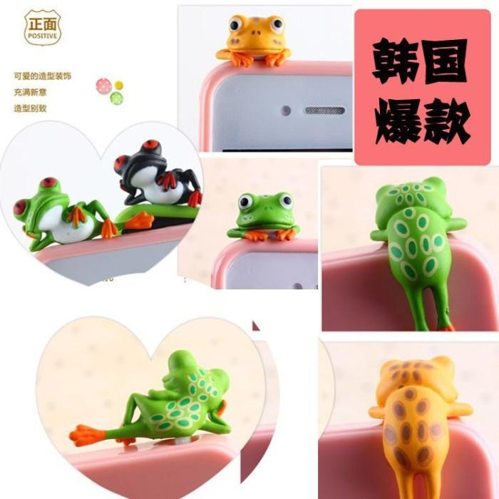 harga Pluggy dustplug earplug little frog Tokopedia.com