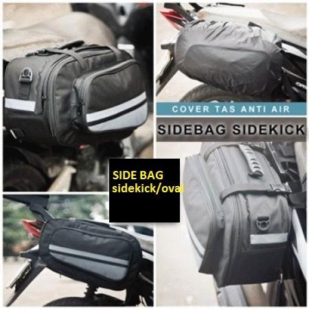 Jual Side Bag Oval   Sidebag motor   tas samping motor - herman-shop ... 71b8f72a62