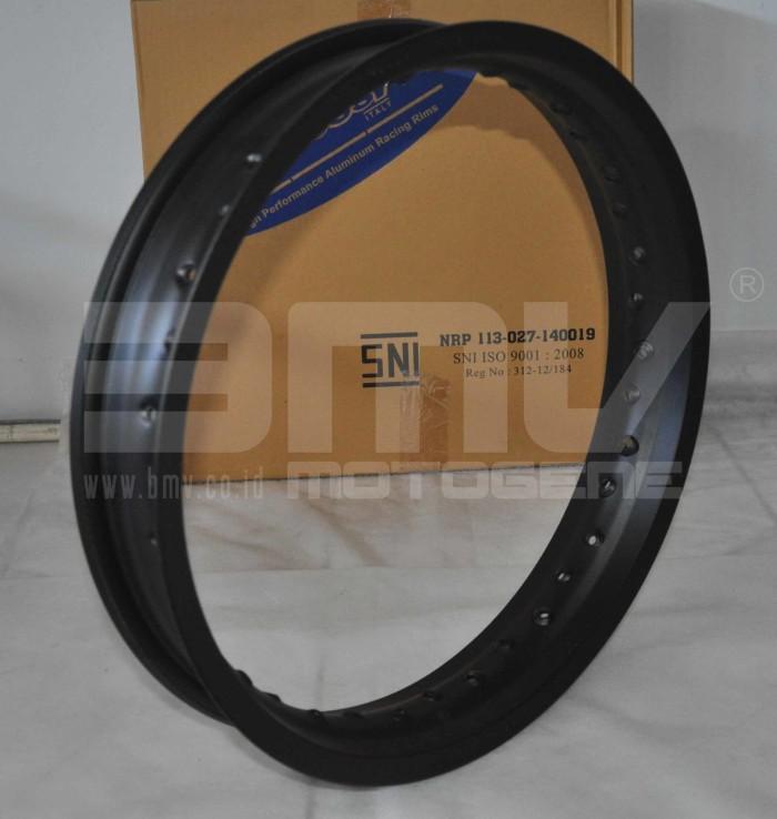 harga Velg rossi black sand ukuran 215 ring 17 (pcs) Tokopedia.com