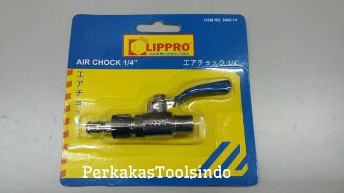 harga Kran/keran angin kompresor (air chock) 1/4  lippro Tokopedia.com