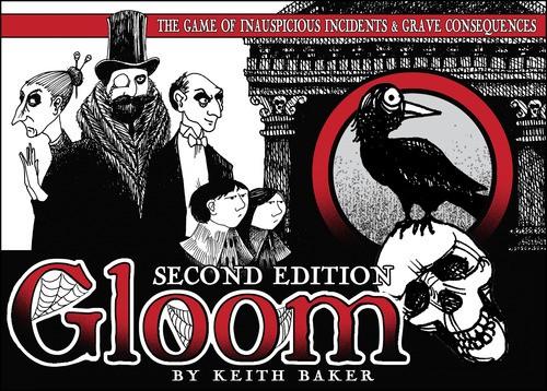 Gloom board game