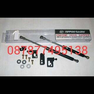 harga Hood damper merk nippon racing suzuki new swift12-14 Tokopedia.com