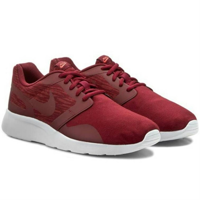 Sepatu running nike kaishi ns merah original murah