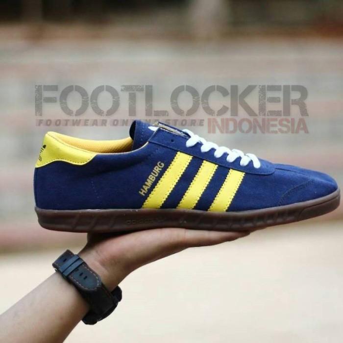 b8726f41d2b504 Jual Sepatu casual adidas hamburg - DKI Jakarta ...