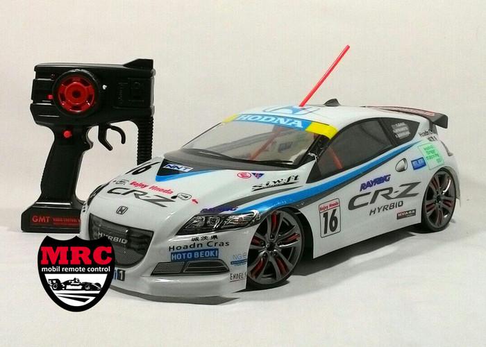 Jual Rc Drift Honda Crz Grosir Mainan Semarang Tokopedia