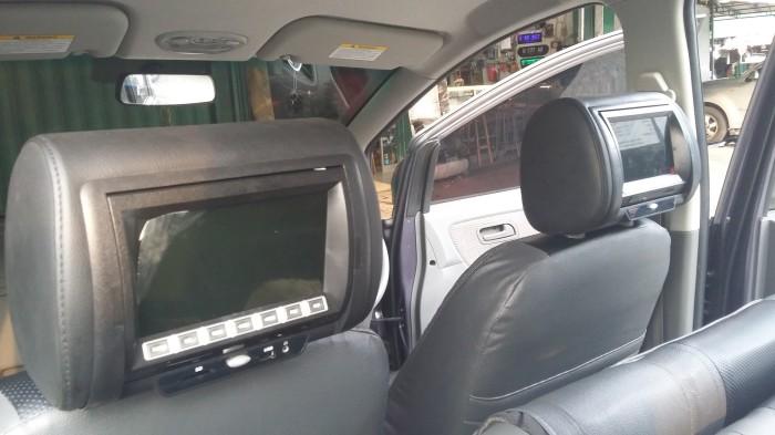 harga Headrest monitor sudah bisa dvd mp3 usb dan main games Tokopedia.com
