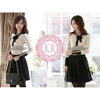 harga Br4639 baju dress murah c15989 kr1657 new dress cantik Tokopedia.com