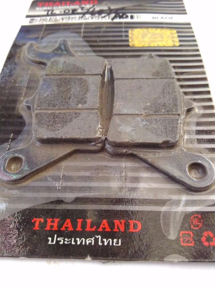 Kampas rem depan blade thailand