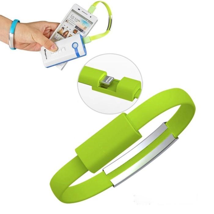 harga Kabel data gelang charging iphone 5 / 5s / 6 / 6s / ipad Tokopedia.com