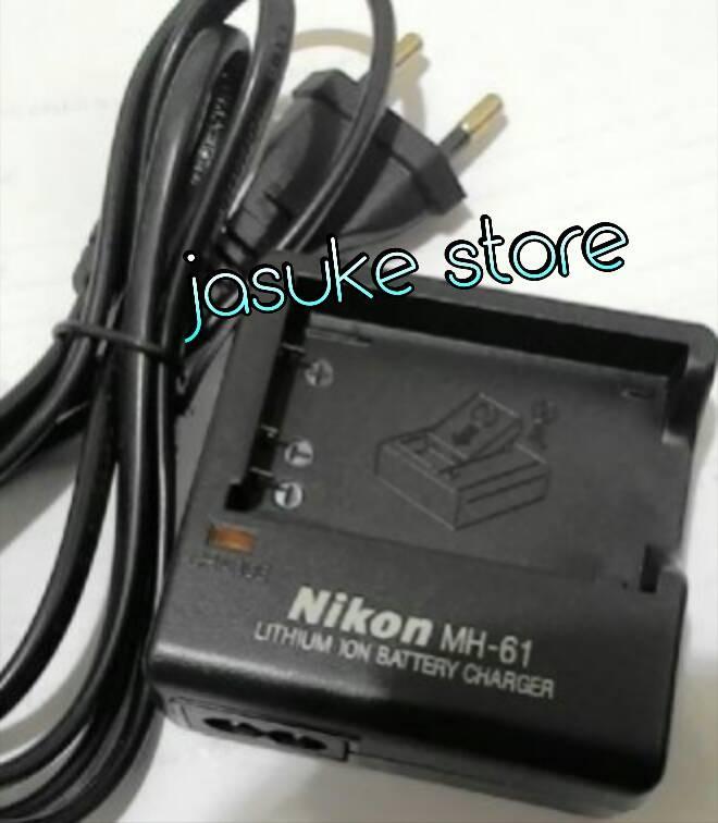 harga Charger nikon mh-61 for en-el5 Tokopedia.com