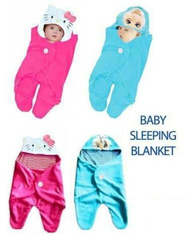 harga Baby wrap karakter / baby sleeping blanket Tokopedia.com