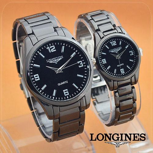 Foto Produk Jam Tangan Longiness Couple Pria Wanita Premium Brgaransi  BestInClass dari barla store
