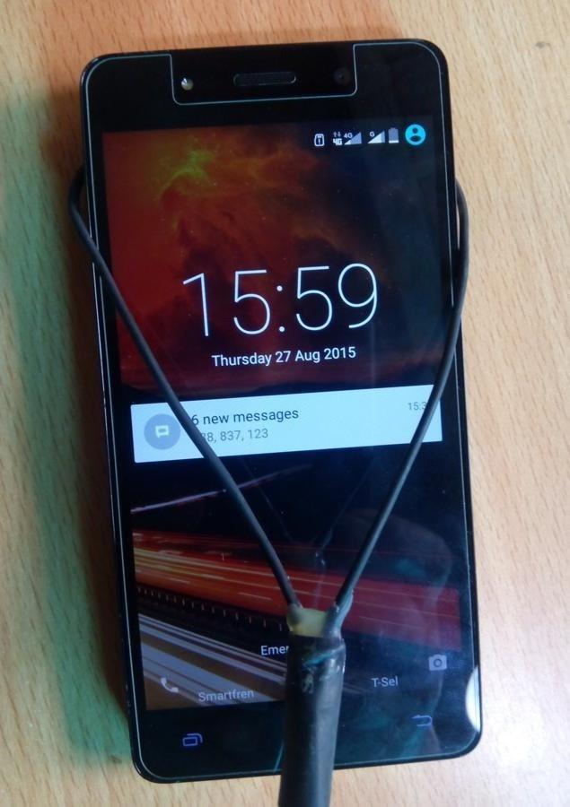 harga Pigtail induksi untuk hp android smartfren andromax r 4g lte rpsma Tokopedia.com