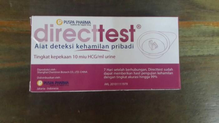 harga Direct Test Tokopedia.com