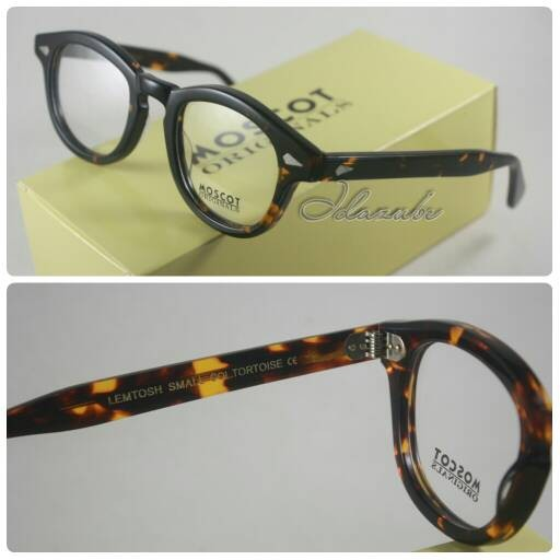 Jual frame kacamata frame minus kacamata Moscot lemtosh tortoise ... d70bcff0fe