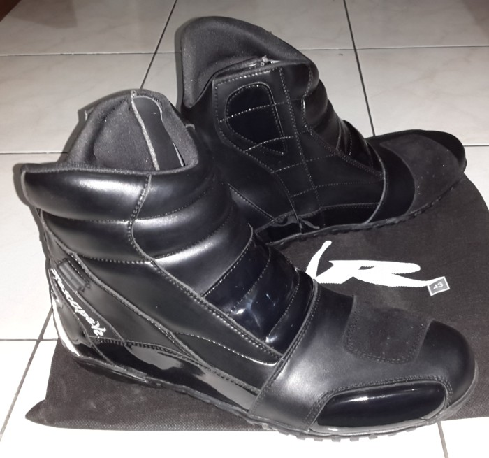 Jual Sepatu Boot Bikers 6dbe2721da