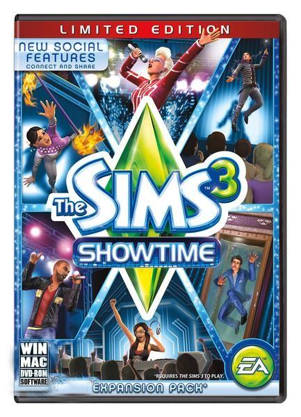 harga Games the sims3 show time Tokopedia.com