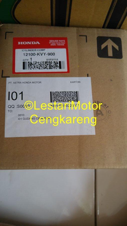 harga Blok seher / blok mesin beat karburator original honda Tokopedia.com