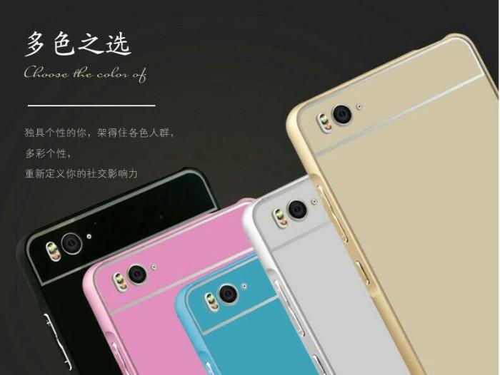 harga Alumunium bumper cover/case xiaomi mi4i redmi 2redmi note 3g4g mi3 Tokopedia.com