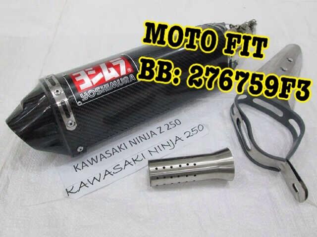 harga Knalpot yoshimura ori thailand n250 fi z250 Tokopedia.com