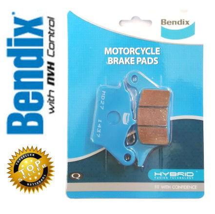Foto Produk Bendix Dispad Motor MD27 All Vario Series, Beat Series, Scoopy, Spacy dari Sumber Jaya Motor